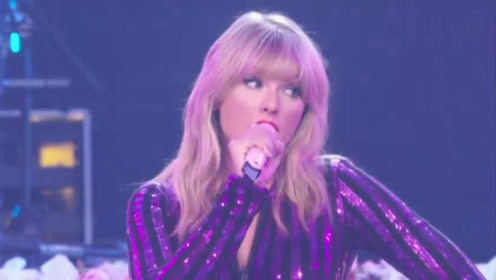 霉霉Taylor Swift最新演唱会全场出炉