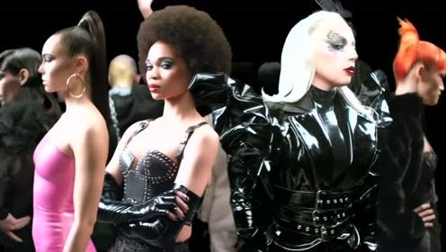 Lady Gaga发布个人彩妆品牌宣传短片