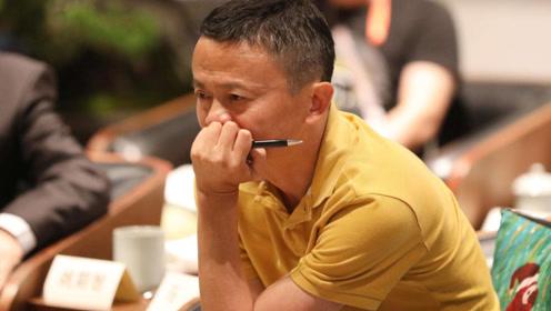 外媒刁难马云:阿里是中国企业吗?马总下意识回答,堪称教科书!