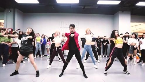 南京ishow爵士舞 舞蹈《toy》