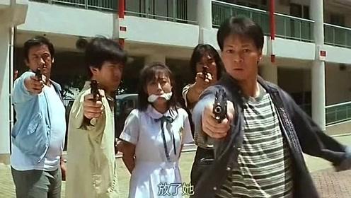 千王之王:富家女被绑架,本以为会有人英雄救美,结局十分尴尬