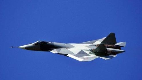 罕见苏-57战斗机飞行画面曝光,宝贵视频不容错过
