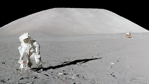 人在月球睡一晚,在地球上过去了几个日夜?答案你可能猜不到!