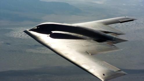B2隐形战略轰炸机首飞三十年了却依然没有对手,期待轰20