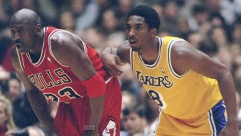 如果篮球界没有乔丹,NBA历史第一人会是谁?詹姆斯只能垫后