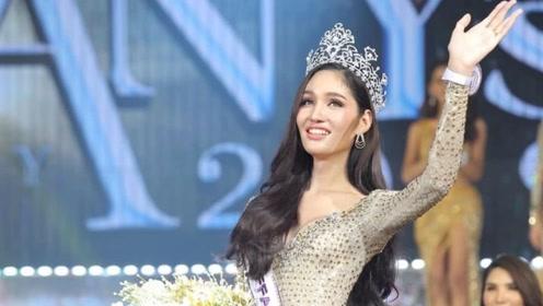 泰国变性人选美冠军出炉!身材高挑似翻版古力娜扎