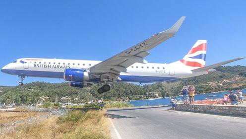 惊险一刻,飞机从头顶擦过,为何人们不觉得危险?
