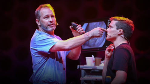 TED:节奏口技B-box如何发声?到他喉咙里看一看