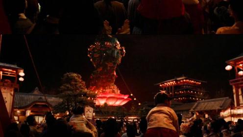 长安十二时辰最美上元节呈现,观众表示:看了想梦回长安
