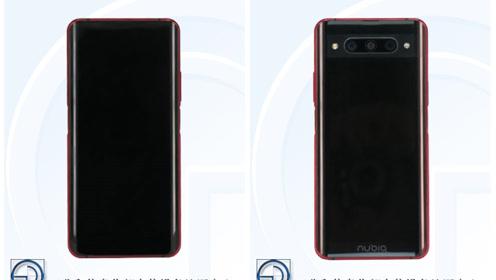 努比亚Z20入网确认正反双屏,二季度全球智能机出货三星第一
