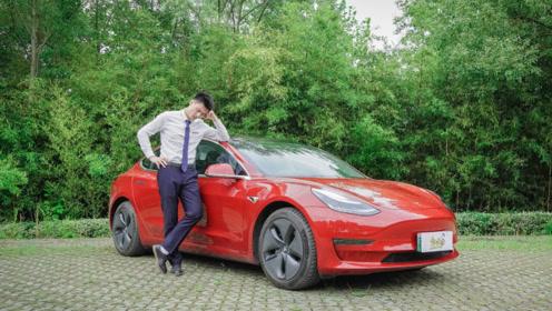 Model 3很尴尬,竟然没人来试驾?
