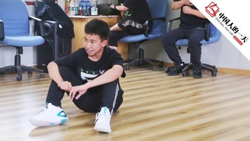 4岁跳街舞13岁法国夺冠,他会是中国第一个霹雳舞奥运冠军吗