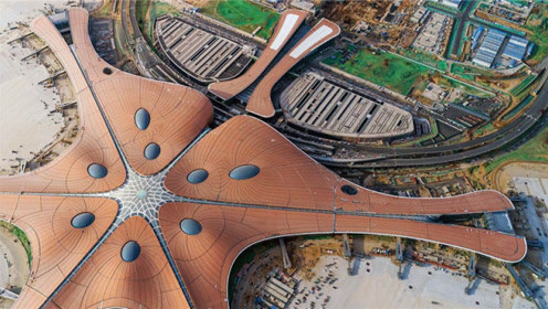 中国斥资120亿美元,建造世界最大机场,外国媒体争相报道!