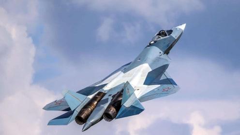 俄式战机集大成者,已开启批量生产模式,正追赶F22战机!