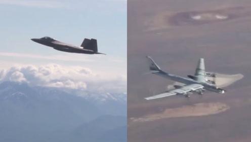 俄罗斯战略轰炸机抵近阿拉斯加 美加战机紧急拦截