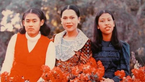 她曾是泰国最美公主,古筝10级有博士学位,晚年重病靠轮椅代步