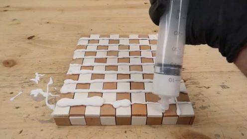 如何建造钢筋混凝土基础——微型瓦铺设施工
