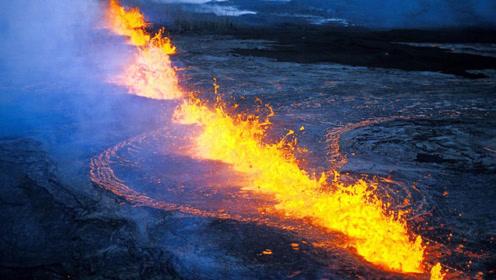 水能灭火,为什么海水浇不灭海底火山呢?涨知识了