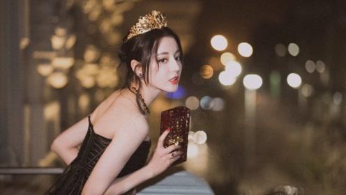 """迪丽热巴代言某饮料,喝水的样子""""A爆""""了,网友:自带女王范!"""
