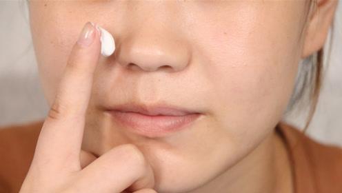 谁都没想到,鼻子上挤点牙膏太厉害了,一年省几百元,早学不吃亏