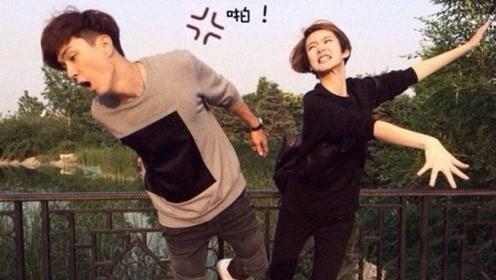 李承铉戚薇参加综艺,上来就发狠?网友:不愧是七哥!