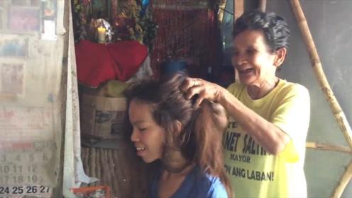 菲律宾神秘赤脚医生,没有诊所在家行医,据说只挣个手工费