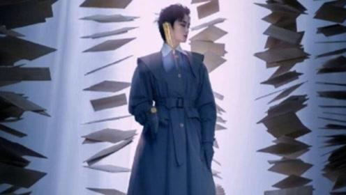 李宇春登杂志九月刊封面,戴精灵耳饰钻石流苏遮面的女诗人