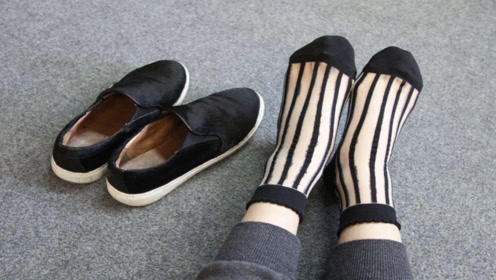 女人穿袜子,清纯可爱,清清爽爽,秀出美腿百看不厌