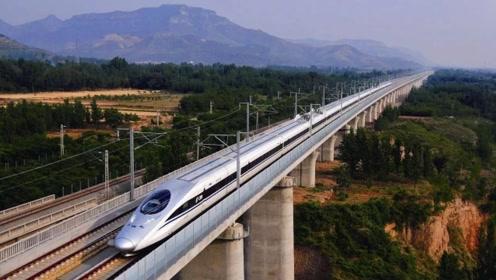 中国高铁世界第一,为何不敢夜里运行?看完懂得良苦用心