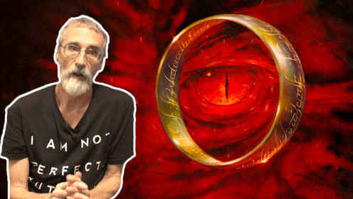 约翰·豪:没有他,没有《魔戒》里的中洲大陆