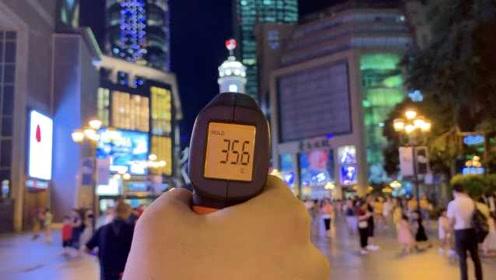 夜晚超35℃!来重庆旅游昼伏夜出,游客:白天太热