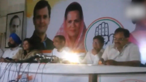 尴尬!印度官员在发布会上称赞电力成就时突然停电 现场哄堂大笑