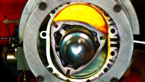 你的汽车发动机有多大 原来现在的发动机已经能做的这么小了