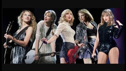霉霉Taylor Swift历年巡演Intro集锦