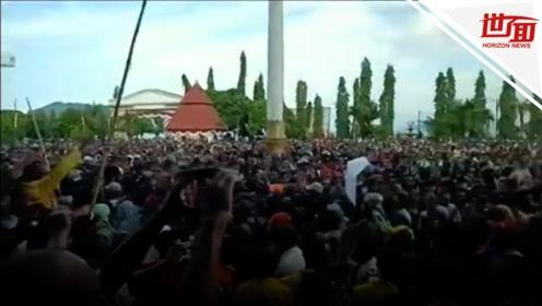 印尼监狱暴动并遭纵火 258名囚犯趁机越狱