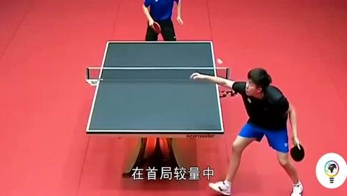 张本智和小妹3-0击败国乒!与国乒交换签字球衣,内容太扎眼!