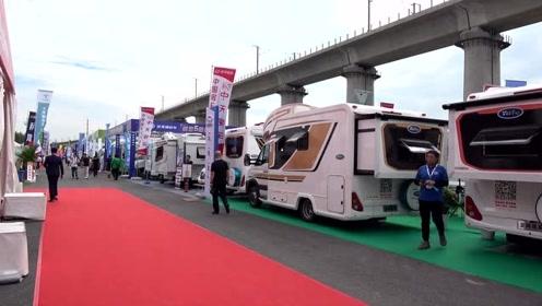 第19届中国国际房车展览会暨第23届中国国际房车露营大会开幕