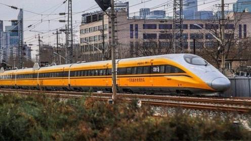 中国有一种特殊的高铁,就算你再有钱也坐不了,你有见过吗?