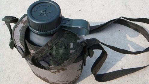 国产最强科技军用水壶,直接灌取河水,自带纯净功能