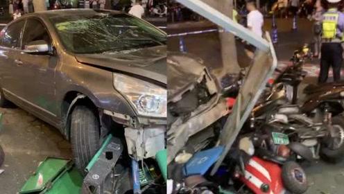 司机醉驾追尾强行离开,再次发生车祸致2死7伤,已被警方刑拘
