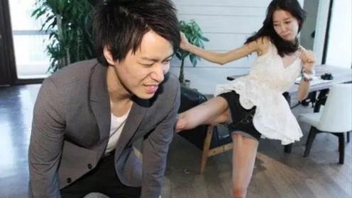 日本服务业到底多变态?新兴美女踢屁股服务,网友:给我来一脚!