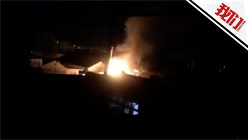 北京一村民家中发生煤气爆燃事故 知情人:现场清理出大量煤气罐
