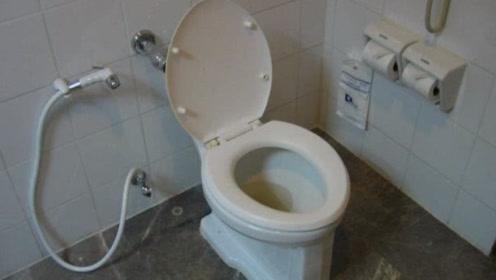 """泰国厕所马桶旁边的""""水管""""到底有什么用呢?真相竟是这样的"""