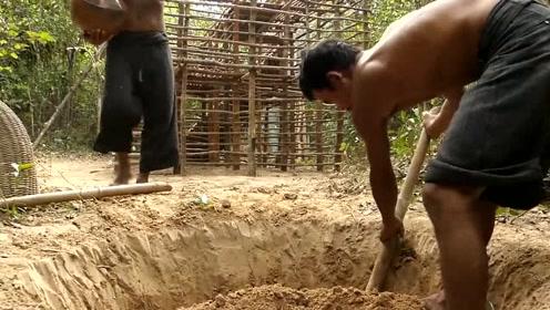 男子打造天然土屋,冬暖夏凉比豪宅还舒服