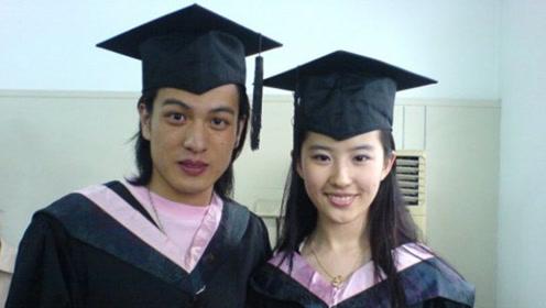 刘亦菲说她读书时没人追,看过她18岁的照片后:我信了