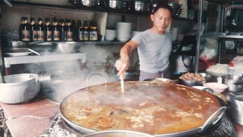 国外奇葩汤店,一锅汤炖了45年,一起来看看吧!