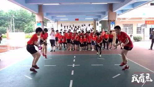 跳得最快的中国孩子