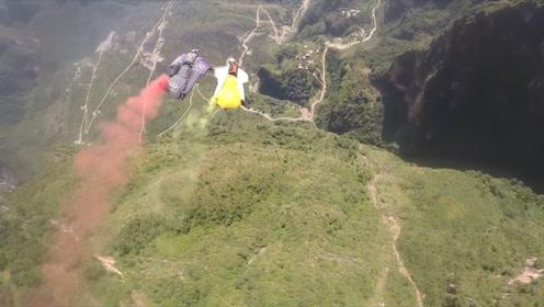 肾上腺素飙升的游戏,把人从400多米高楼扔下,紧张到无法呼吸