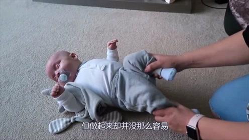"""新手爸妈不要乱摸宝宝,再喜欢宝宝,有的地方也要""""手下留情"""""""