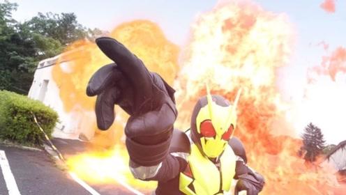 假面骑士零一:明明是只蝗虫,却使出了螳螂拳暴打螳螂